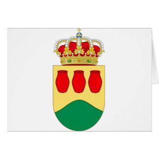 Alcorcón Spain Coat of Arms Cards