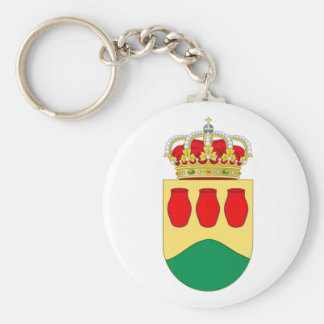 Alcorcón (Spain) Coat of Arms Keychains
