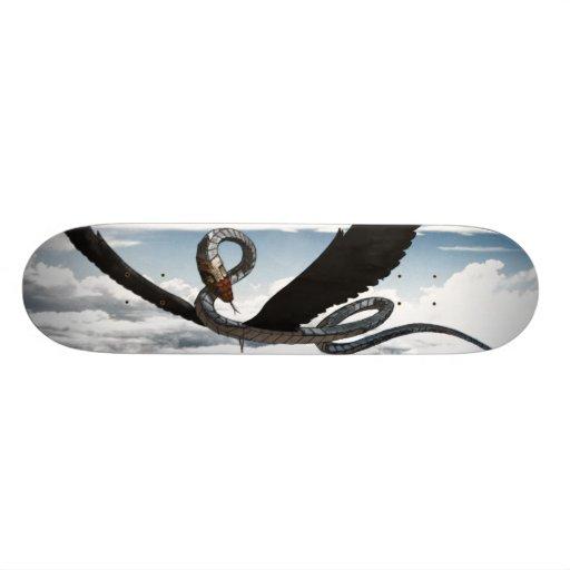 Alcorn - The Flying Serpent V6 Skateboard