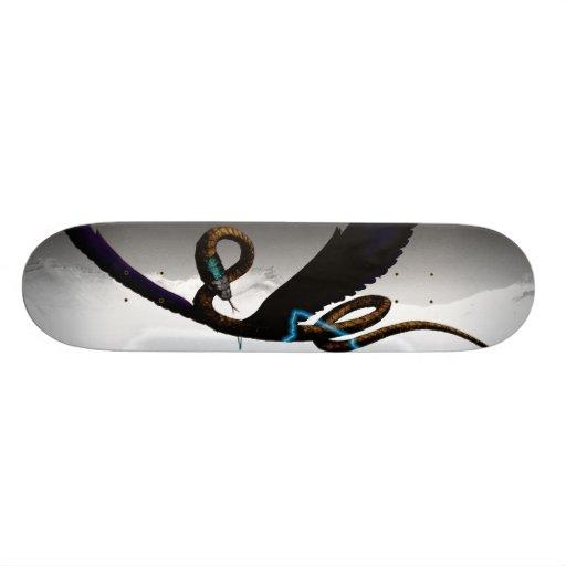 Alcorn - The Flying Serpent V9 Skateboard