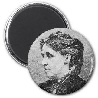 Alcott ~ Louisa May Novelist Writer Fridge Magnet