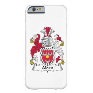 Alden Family Crest Barely There iPhone 6 Case