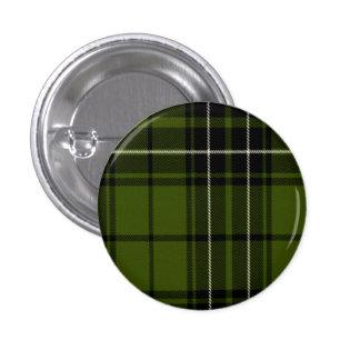 Alden Scottish Tartan 3 Cm Round Badge