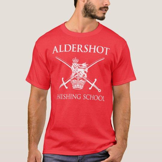 Aldershot Finishing School - British Army T-Shirt