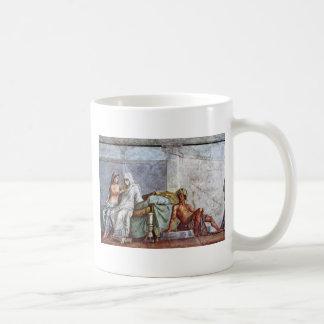 Aldobrandini Wedding Details: Bride Aphrodite And Coffee Mug