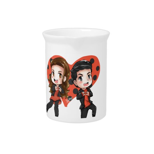 ALDUB Hearts Beverage Pitcher
