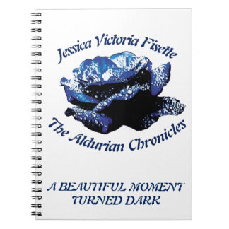 Aldurian Rose Notebook