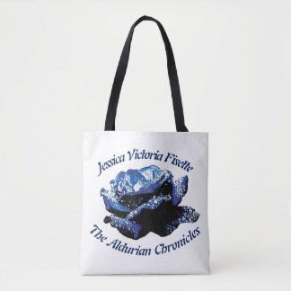 Aldurian Rose Tote Bag