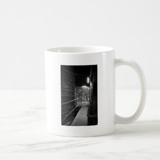Aldwych Station Lift Shaft Coffee Mug