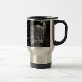 Aldwych Station Lift Shaft Stainless Steel Travel Mug