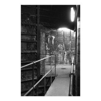 Aldwych Station Lift Shaft Stationery