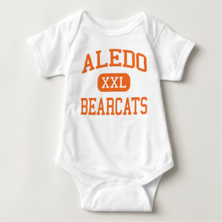 Aledo - Bearcats - Aledo High School - Aledo Texas Baby Bodysuit