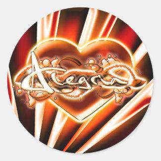 Alegria Stickers