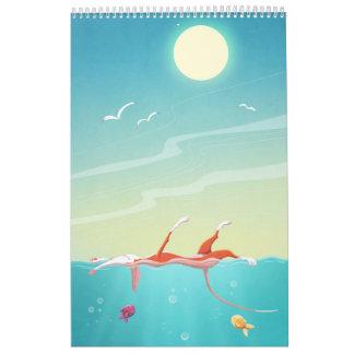 Alegria The Podi's Side OF Life calendar