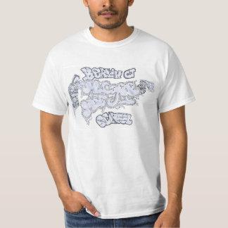 Alejandro's McGee School Design T Shirts