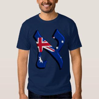 Aleph Australia.png Tshirts
