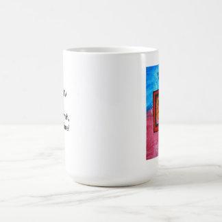 Aleph TV Basic White Mug