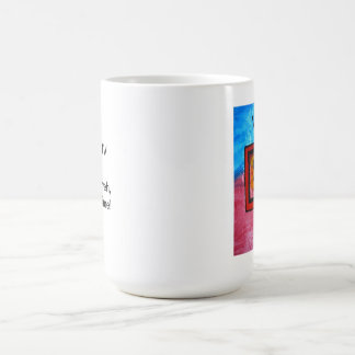 Aleph TV Basic White Mug