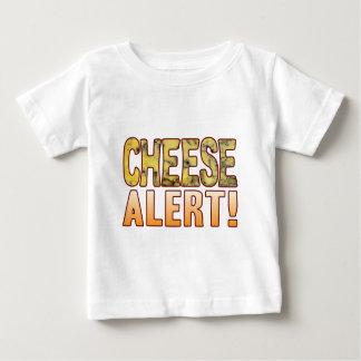 Alert Blue Cheese Baby T-Shirt