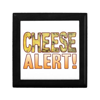Alert Blue Cheese Gift Box