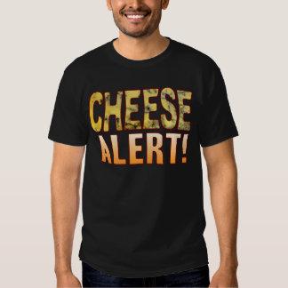 Alert Blue Cheese T-shirts