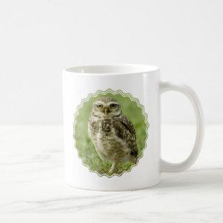 Alert Owl Coffee Mug