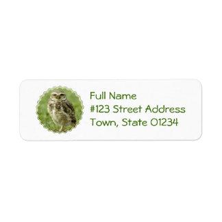Alert Owl Mailing Labels
