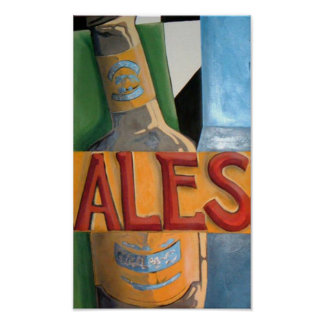Ales Poster