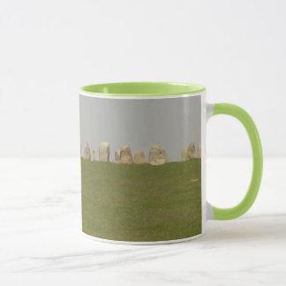 Ales Stenar Sweden Mug