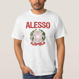 Alesso Italian Surname Tshirt