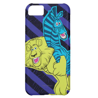 Alex and Marty Buddies iPhone 5C Case