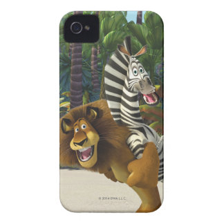 Alex and Marty Playful iPhone 4 Case-Mate Case