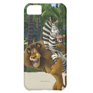 Alex and Marty Playful iPhone 5C Case