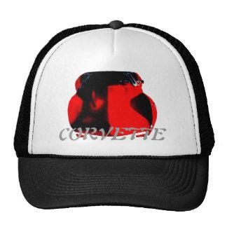 ALEX-ART 2 0123 Corvette_Painting CORVETTE Hats