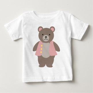Alex Bear Baby T-Shirt