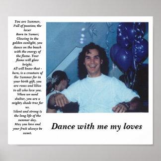 alex dance posters