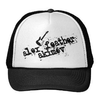Alex Feather Akimov Logo Hat