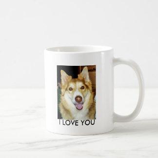 Alex  I LOVE YOU Coffee Mug