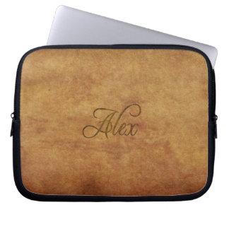 Alex Name-branded Laptop Sleeve