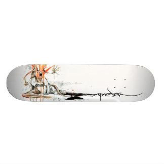 Alex Pardee Geek Love Skate Boards