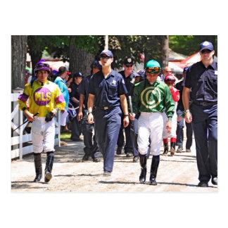 Alex Solis & Irad Ortiz Jr. - World Class Jockey Post Cards