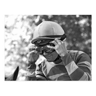 Alex Solis - World Class Jockey Postcards
