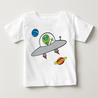 Alex the Alien - Baby Fine Jersey T-Shirt