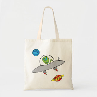 Alex the Alien - Budget Tote