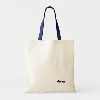 Alexa Budget Tote Budget Tote Bag