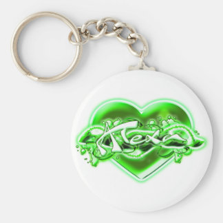 Alexa Key Ring