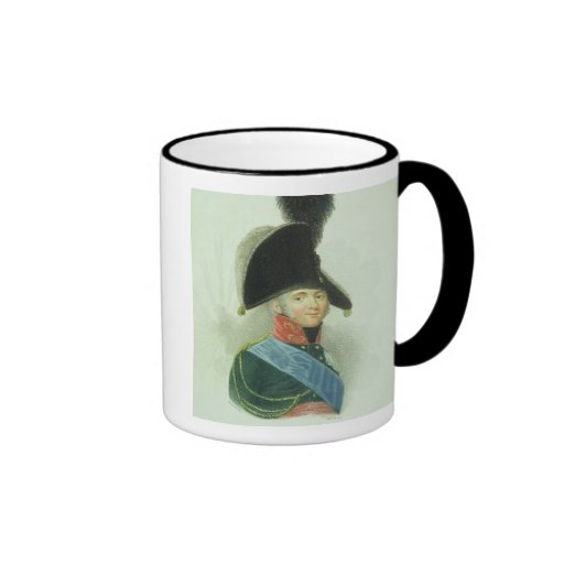 Alexander (1777-1825) the Great Emperor of all the Coffee Mugs