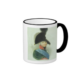 Alexander (1777-1825) the Great Emperor of all the Ringer Mug