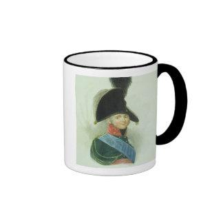 Alexander (1777-1825) the Great Emperor of all the Ringer Mug