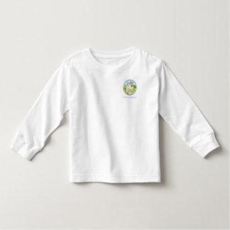 Alexander Alligator Long Sleeve Cotton T Shirt